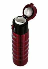 Термос BubbleSafe LaPlaya (4020716254616) - красный, 0,5л