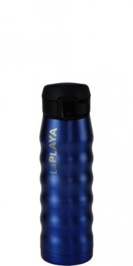 Термос BubbleSafe LaPlaya (4020716154619) - синий, 0,5л