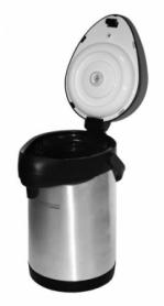 Термос-помпа CO2-2500 Thermocafe by Thermos (5010576137319), 2,5л - Фото №2
