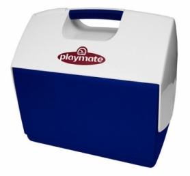 Термобокс Playmate Elite Igloo (0342234336594) - синий, 15л