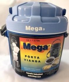 Контейнер изотермический Mega (0717040954278BLUE), 2,6 л