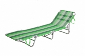 Шезлонг TE-17 ATK Time Eco (5268548552473GREEN) - зеленый