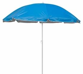 Зонт пляжный с наклоном TE-018 Time Eco (4820211100896BLUE) -  голубой, 1,8м