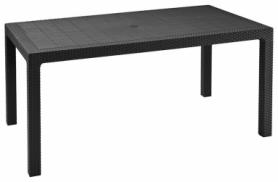 Стол Melody Keter (7290106924536), серый