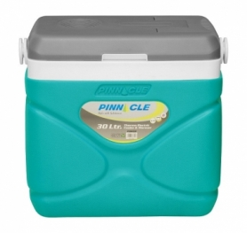 Автохолодильник Pinnacle Prudence, 12/240V (8906053362008TURQUOISE) - голубой, 30л