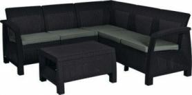 Набор мебели Bahamas Relax Keter (3253929184017), коричневый