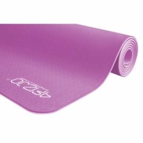 Коврик (мат) для йоги и фитнеса 4FIZJO TPE (4FJ0143) - розовый, 183х61х0.6см