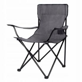 Кресло складное для кемпинга и рыбалки Springos (CS0002), серое