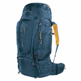 Рюкзак туристический Ferrino Transalp 80 Blue/Yellow (928056), 80л