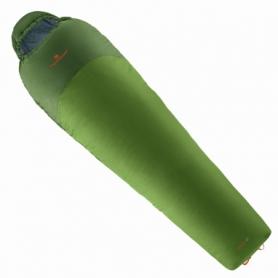 Мешок спальный (спальник) Ferrino Levity 01/+7°C Green (Right) (928104)