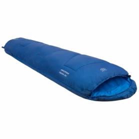 Мешок спальный (спальник) Highlander Sleepline 250 Mummy/+5°C Deep Blue (Left) (927919)