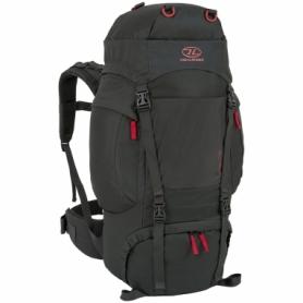 Рюкзак туристический Highlander Rambler 66 Black (927909, 66л
