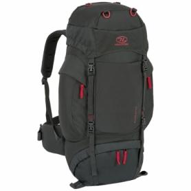 Рюкзак туристический Highlander Rambler 44 Black (927907), 44л