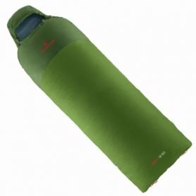 Мешок спальный (спальник) Ferrino Levity 01 SQ/+9°C Green (Left) (928039)