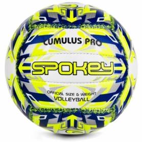 Мяч волейбольный Spokey Cumulus Pro (927516) (original) - бело-желтый, №5