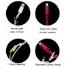 Распродажа*! Многоразовый кабель Newly Born Repairable USB - MicroUSB (для android), черный - Фото №6