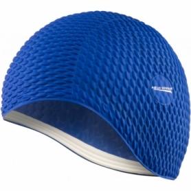 Шапочка для плавания Aqua Speed Bombastic (original) (SL104-10), синяя