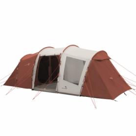 Палатка шестиместная Easy Camp Huntsville Twin 600 Red (928292)