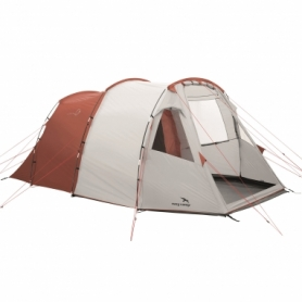 Палатка пятиместная Easy Camp Huntsville 500 Red (928291)