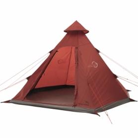 Палатка четырехместная Easy Camp Bolide 400 Burgundy Red (928290)