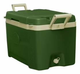 Контейнер изотермический Igloo Sportsman Quantum Green 55 (0342234962410GREEN), 52л