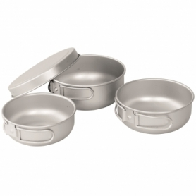 Набор посуды Easy Camp Adventure Ultra Light Cook Set (928360)