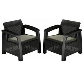 Кресло Bahamas Keter (3253929000508), коричневый