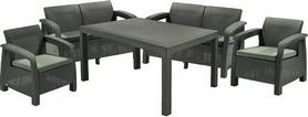 Набор мебели Bahamas Fiesta Keter (3253929183010), коричневый
