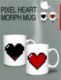 Чашка-хамелеон Like сердце CDRep (FO-101183), 0,3 л