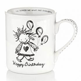 Чашка С днем рождения CDRep (FO-109096), 0,4 л