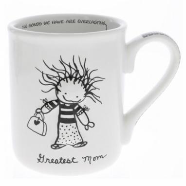 Чашка Самая лучшая мама CDRep (FO-109103), 0,4 л