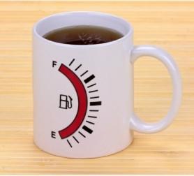 Чашка хамелеон TANK UP - round CDRep (FO-111068), 0,3 л