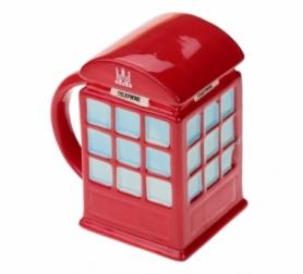 Кружка CDRep Красная телефонная будка (FO-111153), 330 мл