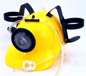 Шлем МЧСника с фонарем для пива CDRep (FO-111315)