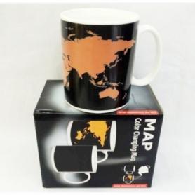 Чашка-хамелеон Карта мира CDRep (FO-112949), 0,3 л