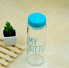 Бутылка My bottle CDRep (FO-113177) - голубая, 0,5л