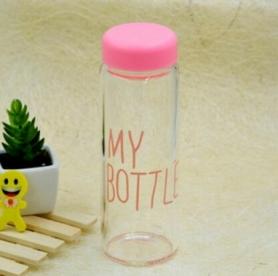 Бутылка My bottle CDRep (FO-113179) - розовая, 0,5л