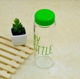 Бутылка My bottle CDRep (FO-113180), зеленая, 0,5л