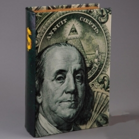 Книга сейф CDRep Бенджамин Франклин (FO-113828), 26 см