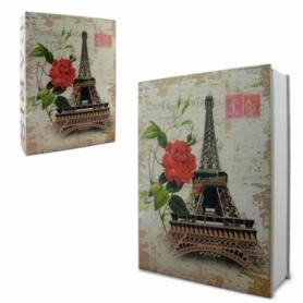Книга-сейф с ключиком CDRep Париж (FO-115018), 18см