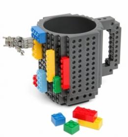 Кружка брендовая Lego CDRep Gray (FO-115592), 350 мл