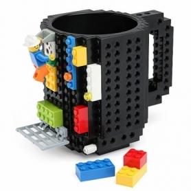 Кружка брендовая Lego CDRep Black (FO-115604), 350 мл
