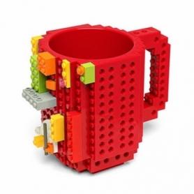 Кружка брендовая Lego CDRep Red (FO-115606), 350 мл