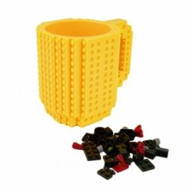 Кружка брендовая Lego CDRep Yellow (FO-115608), 350 мл