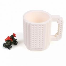Кружка брендовая Lego CDRep White (FO-115610), 350 мл