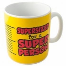 Кружка CDRep Гигант Super Person (FO-116562), 1 л