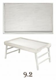 Столик для Завтрака CDRep (FO-116909), белый