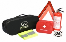 Набор автомобилиста CDRep Евростандарт Infiniti (FO-117977)