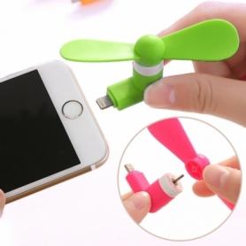 USB вентилятор для iPhone CDRep (FO-120105)