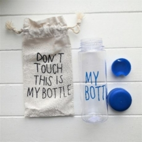 Бутылка My bottle CDRep (FO-122468) - синий, 0,5л - Фото №3